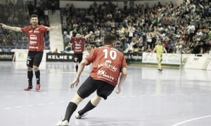 Los errores de Jaén adelantan a Osasuna Magna