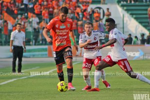 Fotos e imágenes del Chiapas 1-2 Xolos de la jornada 13 de la Liga MX Clausura 2017