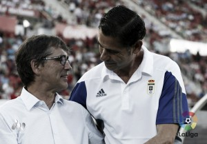 """Hierro: """"Jugarán Michu y Esteban"""""""