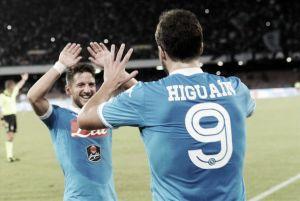 Milan - Napoli, azzurri alla ricerca di continuità