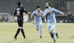 El Nápoles vuelve a sonreír a costa del Inter