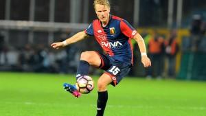 Serie A - Il Crotone c'è, ma il Genoa è più cattivo (1-0)