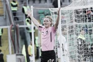 """Palermo, Hiljemark: """"Con l'Inter a viso aperto, siamo una buona squadra"""""""