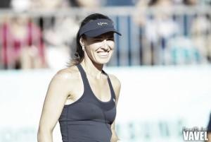 Hingis se retirará definitivamente al término de las WTA Finals