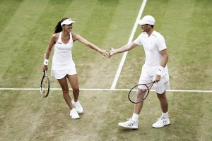 Wimbledon: The seven most exciting mixed doubles teams