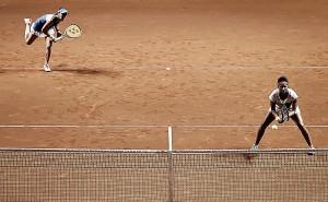 Hingis y Mirza repiten final en Roma