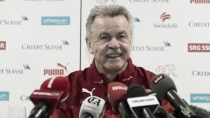 Hitzfeld says BVB are still Bayern's biggest rivals