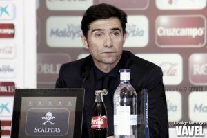 """Marcelino: """"El Athletic tiene un potencial por arriba del que dicta la tabla"""""""