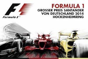 Carrera del GP de Alemania 2014 de Fórmula 1, en vivo y directo online
