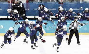 USWNT to honor Gold Medal winning Women's Hockey team