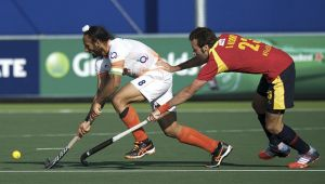 Los 'Red Sticks' se complican tras empatar con India