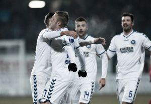 Heidenheim 0-1 Karlsruher SC: Rouwen Hennings fires Karlsruher into second