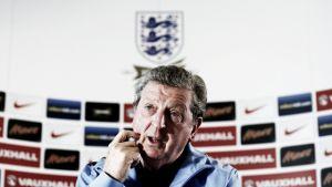 """Roy Hodgson: """"Todos los jugadores están listos para el partido de mañana"""""""