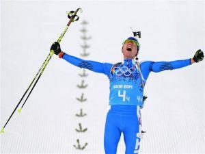 Sochi 2014, bronzo da urlo per l'Italia del biathlon nella staffetta mista