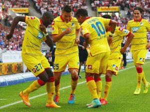 Stuttgart 0-2 Hoffenheim: Modeste and Elyounoussi ensure Hoffenehim's great start continues
