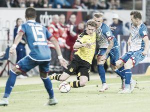 El Hoffenheim ahoga al Dortmund