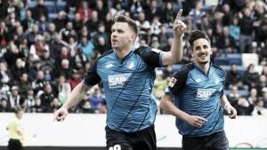 Espectáculo de goles en Hoffenheim