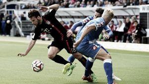 Resultado Hoffenheim vs Bayern de Múnich en Bundesliga 2015 (1-2)