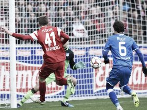 SC Freiburg 1-1 Hoffenheim: Home side hold on for valuable point
