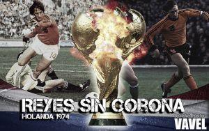 Reyes sin corona: Holanda 1974