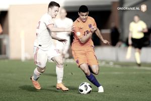 Holanda sub-17 arrasa en el Europeo