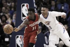 Las lesiones se ceban con Pelicans: Holiday, Gee y Anderson, sus nuevas víctimas