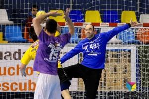 BM Guadalajara - Bada Huesca: huyendo del descenso a División de Honor Plata