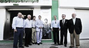 Homenaje a Sebastián Alabanda y los campeones del 77