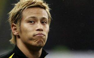 Keisuke Honda, nuevo jugador de AC Milan