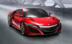 Nuevo Honda NSX, el regreso del samurái