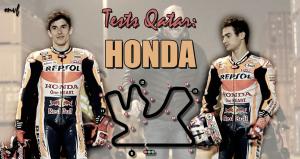 Análisis tests Qatar: Honda, Dani brilla ante un oscuro Marc