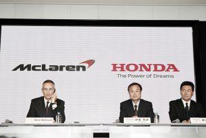Honda vuelve a la Fórmula 1 con ganas de ganar