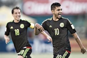 Juventud le da el triunfo a México en Honduras