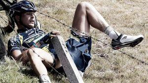 Johnny Hoogerland, indemnizado por su atropello durante el Tour de 2011