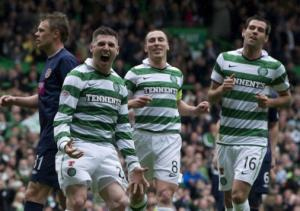 Champions Celtic demolish Hearts