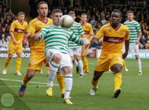 Celtic FC-Motherwell FC. How we lived it