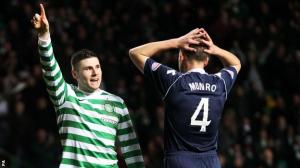 The second half was enough for Celtic