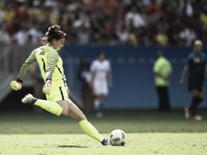 Hope Solo to be Honored for 200 Caps