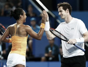 Hopman Cup: Team GB start their campaign with victory over France