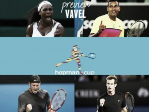 Hopman Cup: The nations descend on Oz as the tennis season nears