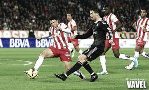 El Almería ya conoce los horarios de los partidos hasta la jornada 35