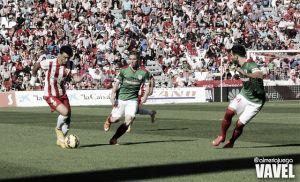 El Almería se enfrentará a Villarreal y Athletic en domingo