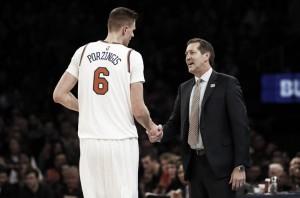 NBA - New York Knicks, il futuro è Kristaps Porzingis