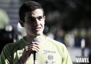 Bruno Hortelano ya tiene el alta
