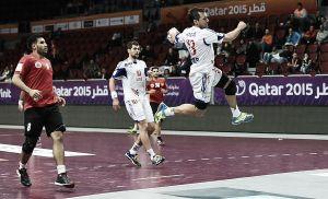 Mundial Qatar 2015. Grupo B, jornada 3: aceleran Croacia y Macedonia