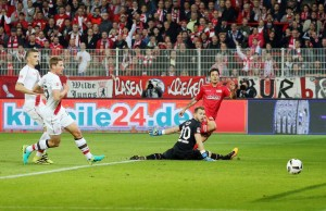 1. FC Union Berlin 2-0 FC St. Pauli - Hosiner and Redondo keep up superb start to the season for die Eiserne