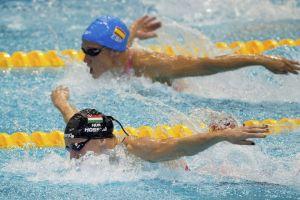 Mireia y Hosszu aprovechan la inercia en Doha