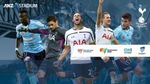 El Tottenham anuncia la lista para la AIA Cup