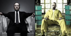 'House of Cards' y 'Breaking Bad', las favoritas para los Globos de Oro