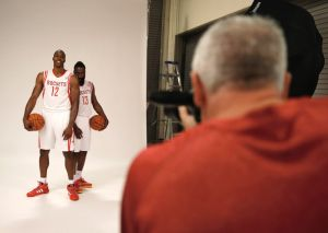 Lo más destacado del Media Day de los Houston Rockets